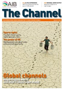 AIB The Channel 2 2015 cover