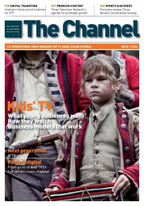 Image of the cover page of The Channel Issue 1 2014