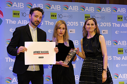 AIB announces winners of The AIBs international broadcasting awards