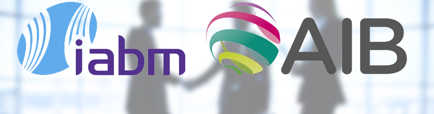 IABM and AIB announce strategic partnership