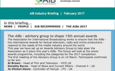 AIB industry briefing for February
