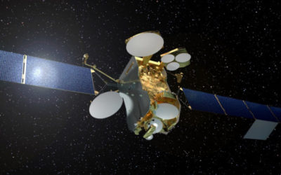 Eutelsat 172B ready for launch on 25 April