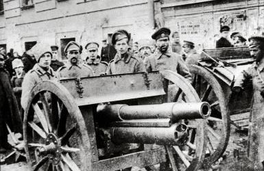 Revolution-100: BBC Russian connects with events of 1917