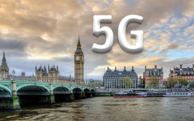 5G field trial live in London with Arqiva