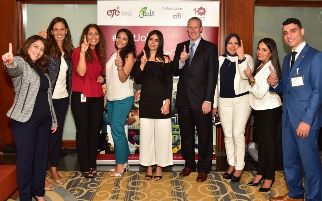MBC helps launch region-wide #FirstJob campaign