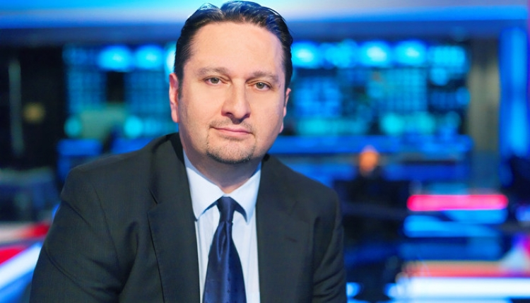 Noted journalist Nart Bouran joins MBN as Senior Vice President