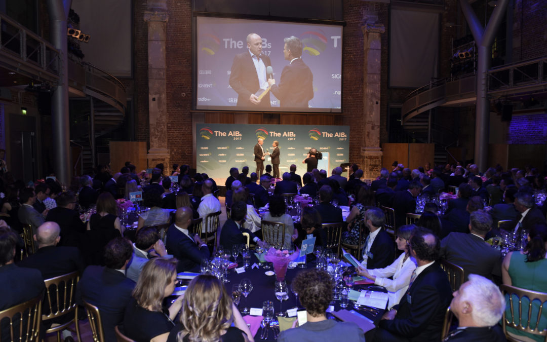 Winners of 2017 AIBs awards announced