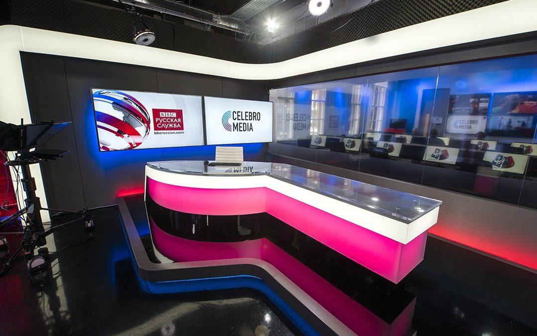 Celebro's studios going global