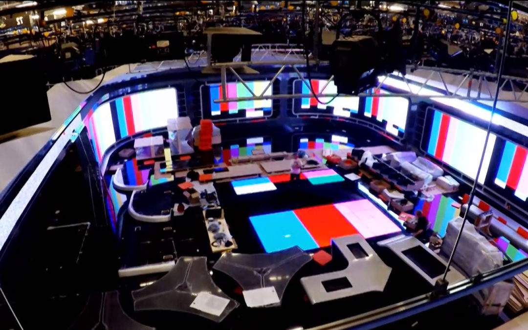 Vizrt release new case study featuring the Sky Sports Cube in Germany