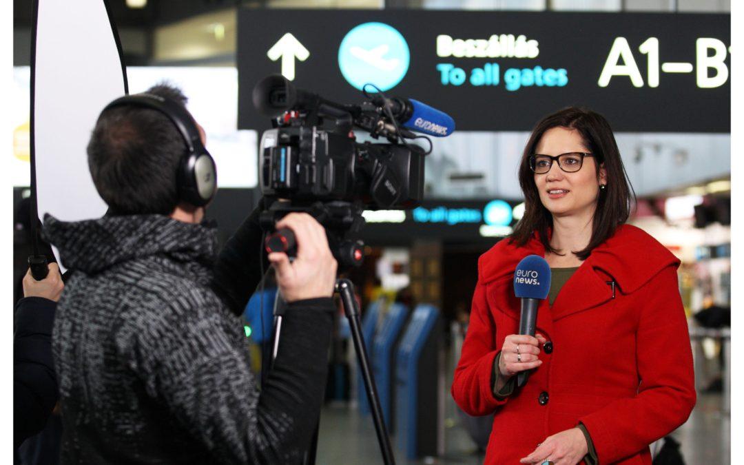 Euronews Hungarian gains 860,000 subscribers on Magyar Telekom