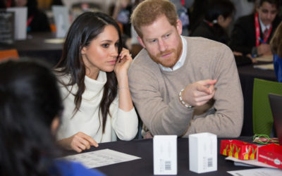 UK Royal Wedding media briefing