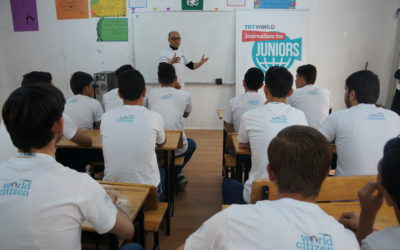 """TRT World's """"Journalism for Juniors"""" initiative empowers refugee youth"""