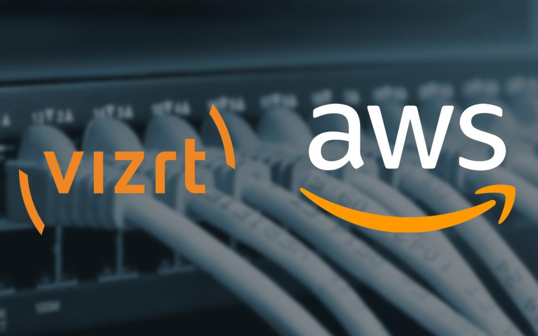 Vizrt's Viz One MAM now available on AWS at NAB 2018