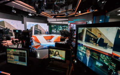 RT weekly TV audience grows by more than a third; now 100 mln – IPSOS