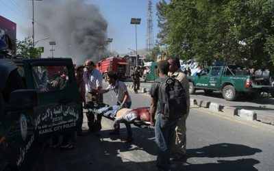Deadly day for journalists in Afghanistan