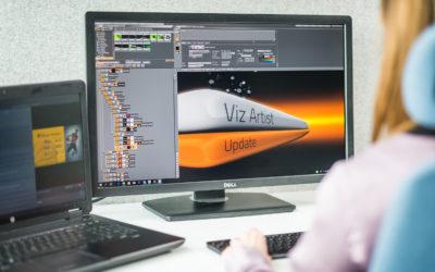 World-class graphics for everyone; Vizrt to give away Viz Artist design software