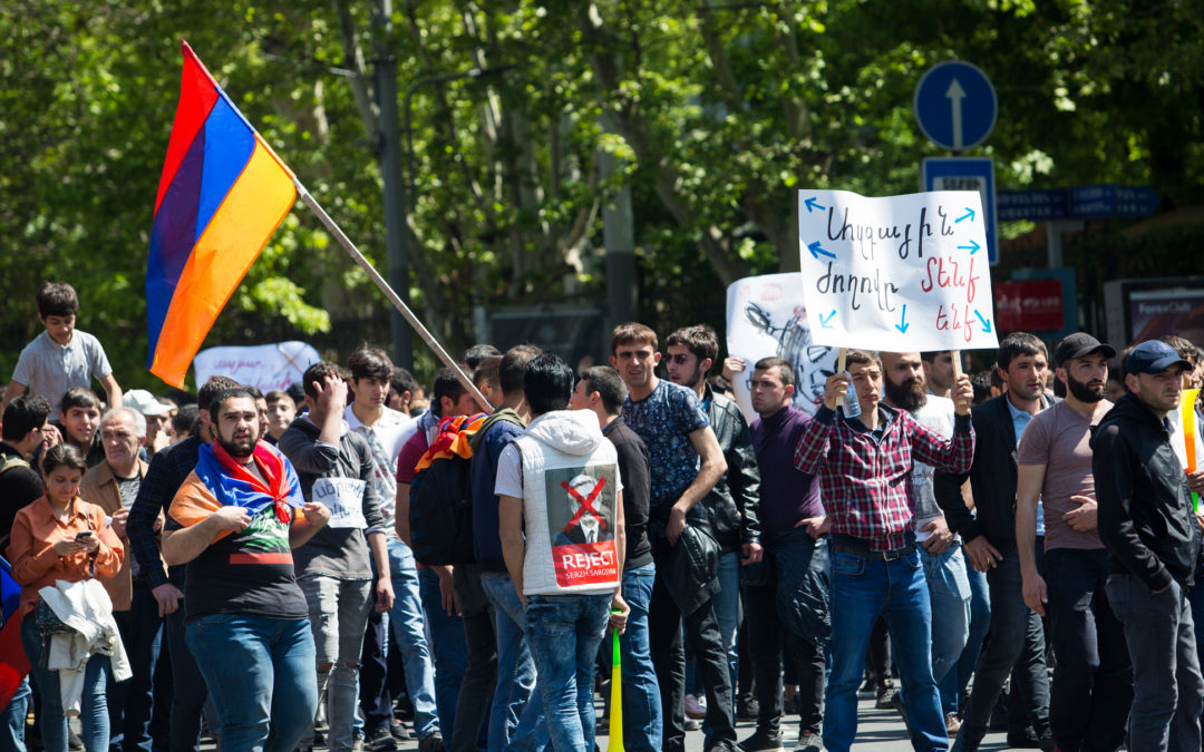 Armenia: Media coverage of an ongoing crisis