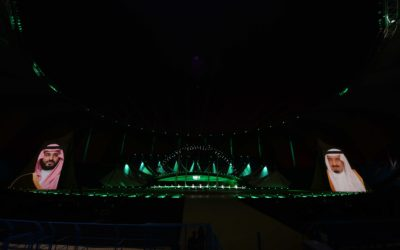 MBC Group organises spectacular Saudi National Day with Cirque du Soleil