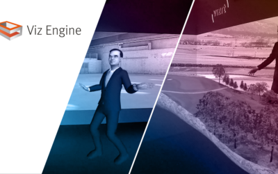 Vizrt to demonstrate the power and flexibility of Viz Engine with HDR, AR and motion capture at IBC 2018
