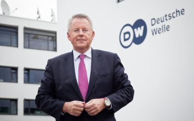 DW Director General Peter Limbourg re-elected