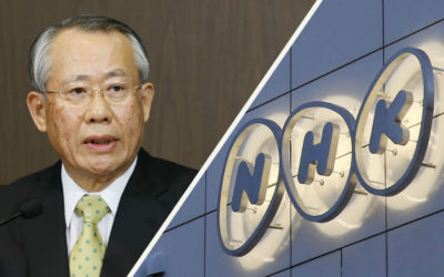 NHK President Ryoichi Ueda chosen as the new President of ABU