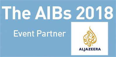 Al Jazeera Media Network becomes AIBs 2018 event partner