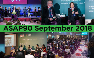 ASAP90 Conference 27th-28th September 2018