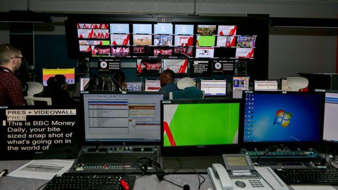 BBC opens expanded Nairobi bureau