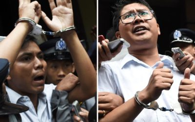 One year on, Reuters journalists remain imprisoned in Myanmar