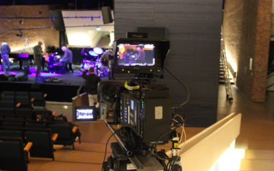 AIB member Ruptly uses their broadcast technology at Bauhaus 100th Anniversary coverage