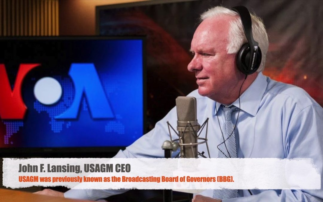 USAGM budget request supports modernization and strategic priorities