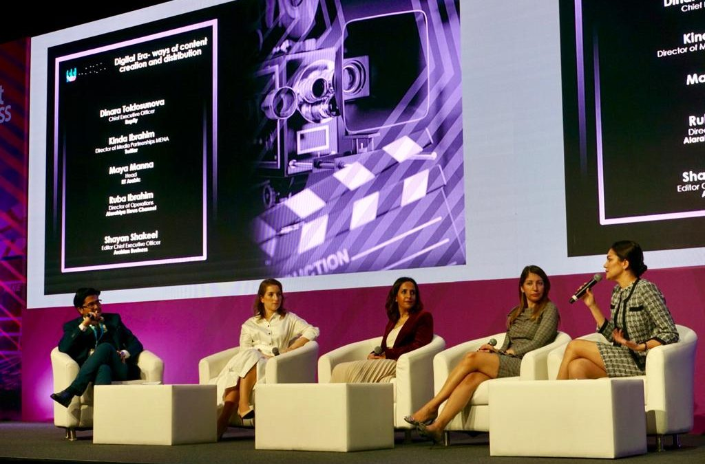 AIB Member Ruptly announces plans to launch Arabic service