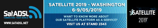 World Teleport Association 2019 Teleport Technology of the Year finalists SatADSL to present an alternative solution for operators at Satellite 2019
