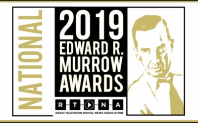 USAGM winners at 2019 National Murrow Awards