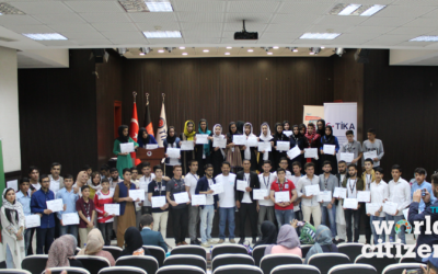 """TRT World Citizen's """"Journalism for Juniors"""" empowers Afghan youth"""