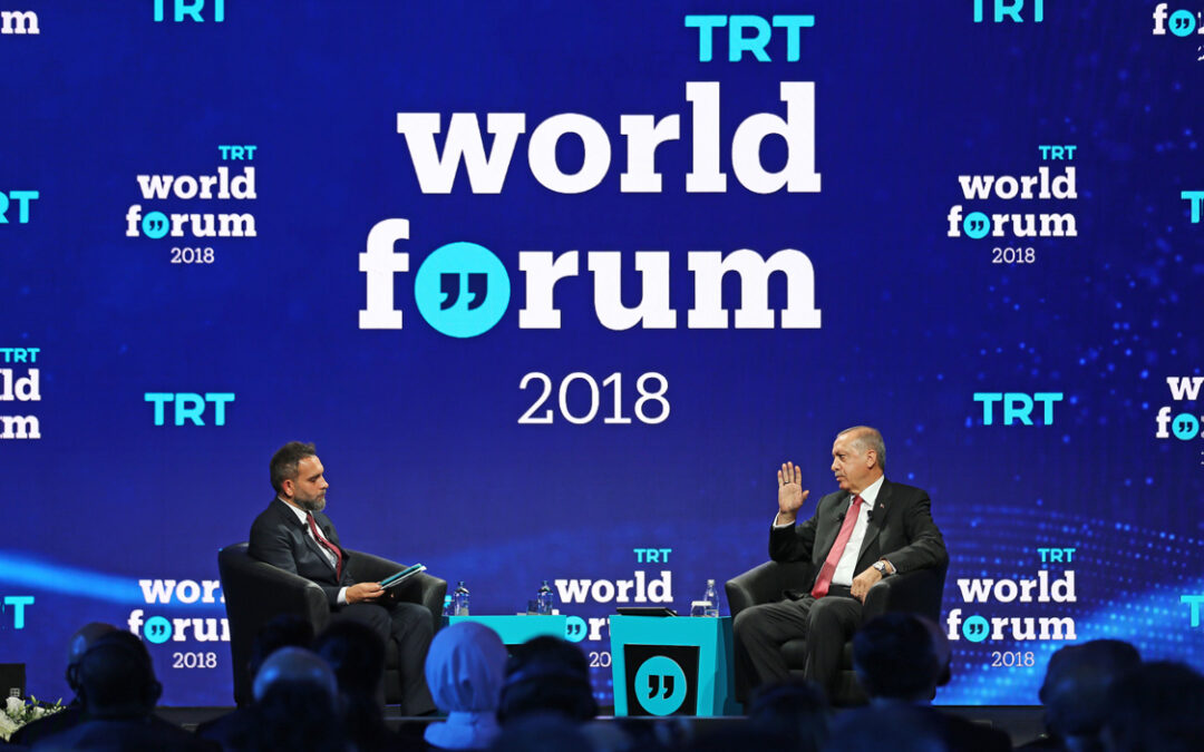 "TRT World Forum on ""Globalisation in Retreat: Risks and Opportunities"""