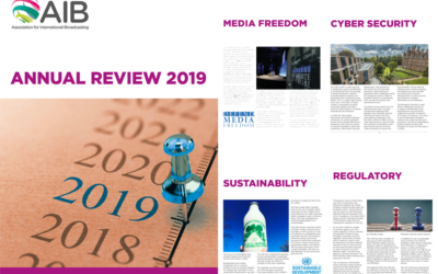 AIB Annual Review 2019 published