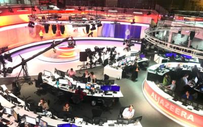 Al Jazeera English revamp