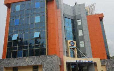 New headquarters for Voice of Nigeria