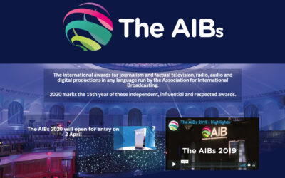 More time to enter the AIBs 2020 – celebrating journalism has never been more important