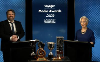 Voyager Media Awards Recognise RNZ Journalism