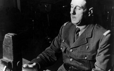 80th anniversary of iconic de Gaulle broadcast commemorated