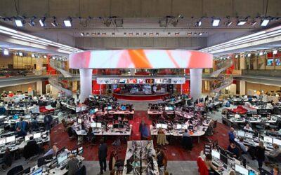 BBC sets out modernisation plans