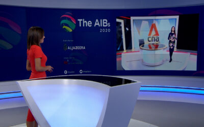 CNA MediaCorp named AIB Channel of the Year