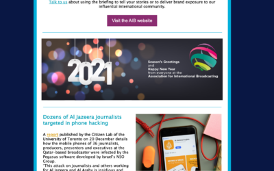 AIB publishes last industry briefing of 2020