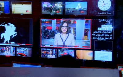 Iran continues to harass BBC News Persian staff; raised at UNHRC event