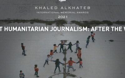Call for entries for RT's Khaled Alkhateb International Memorial Awards